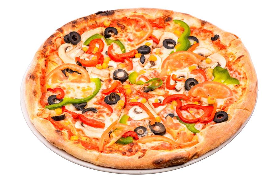 Pizza Vegetariana Club 32 Pitesti