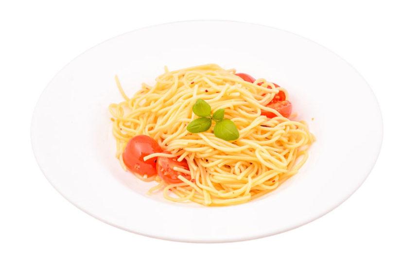 Spaghetti aglio olio e pepperoncino Club 32 Pitesti